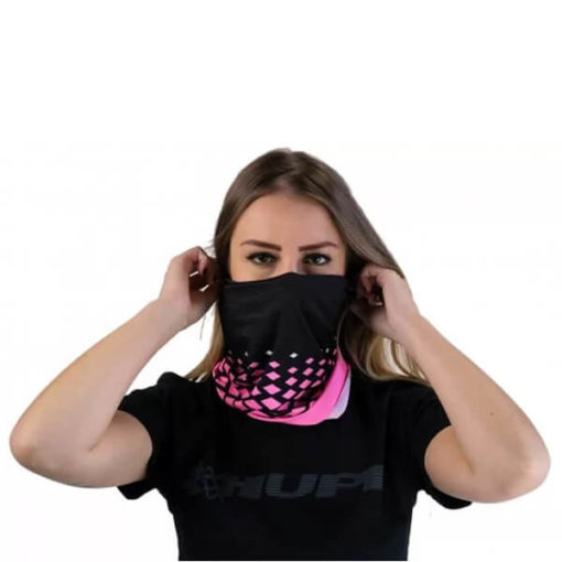 Bandana Ciclismo Rosário Pink 2