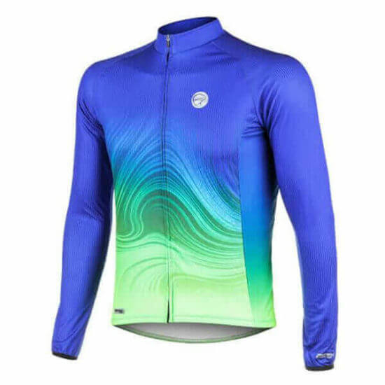 Camisa Ciclismo Masculina Streak