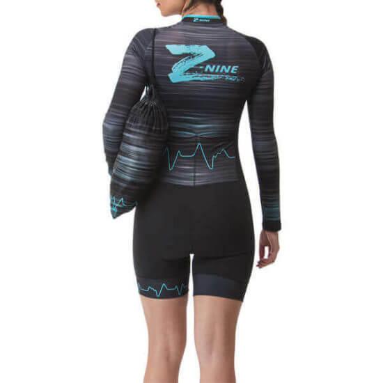 Macaquinho Ciclismo Feminino Pulse 2
