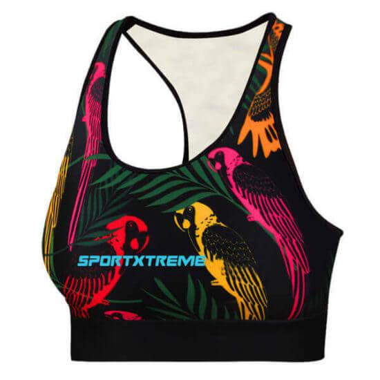 Top Esportivo Feminino Botanic 2