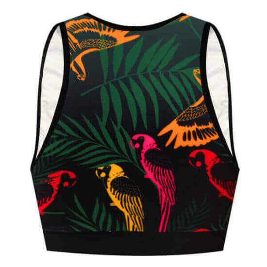 Top Esportivo Feminino Botanic 3