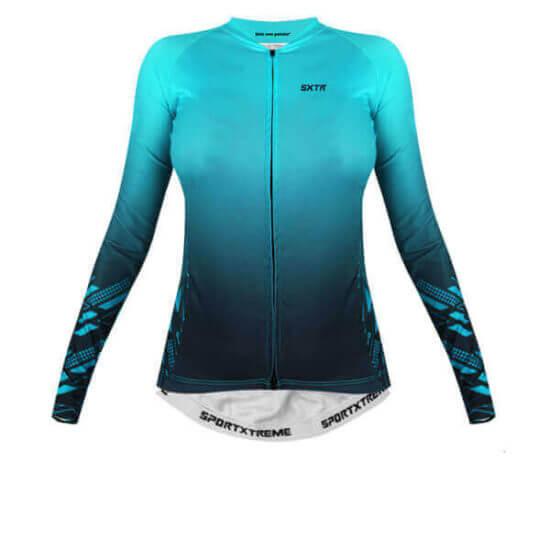 Camisa Ciclismo Move Azul 2