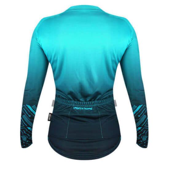 Camisa Ciclismo Move Azul 3
