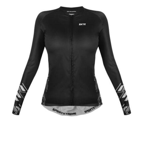 Camisa Ciclismo Feminina Move 2