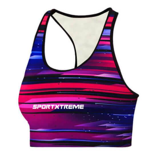 Top Esportivo Feminino Sky 2