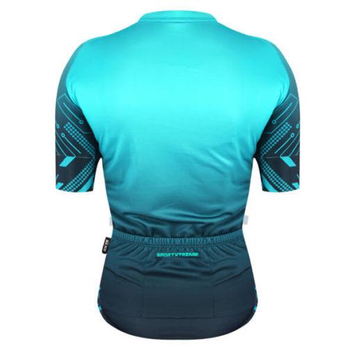 Camisa Ciclismo Feminina Move Azul 2