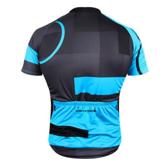 Camisa Ciclismo Tóquio Azul 3