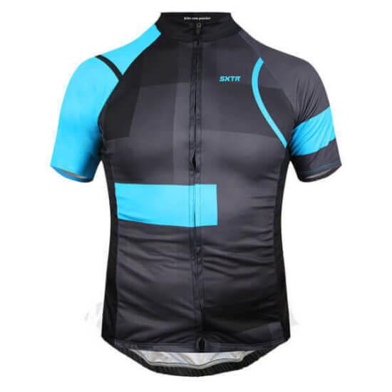 Camisa Ciclismo Tóquio Azul