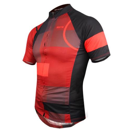 Camisa Ciclismo Tóquio Vermelho 2