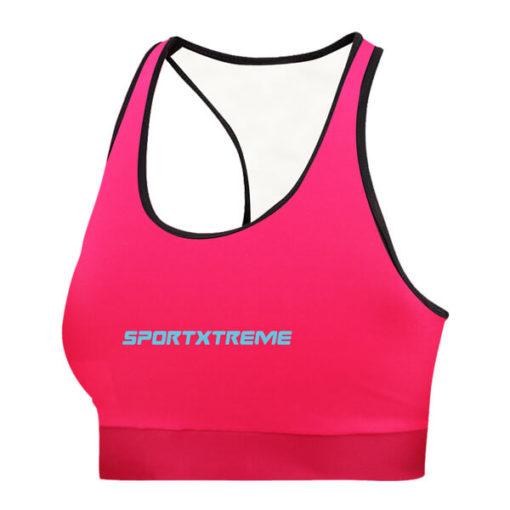 Top Esportivo Energy Rosa 2