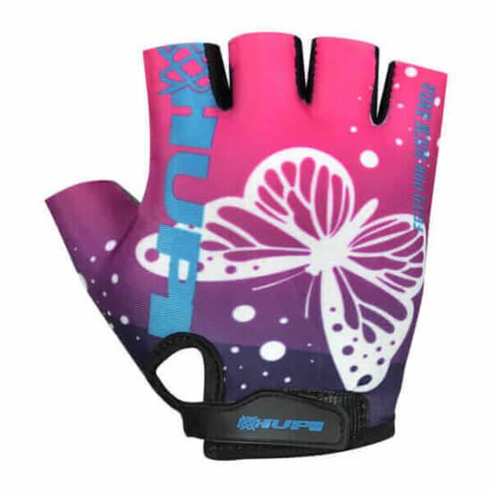 Luva Ciclismo Feminina Butterfly