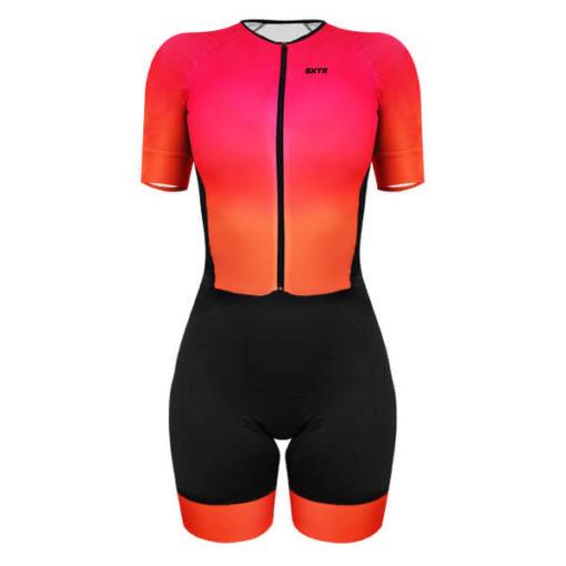 Macaquinho Ciclismo Feminino Solene 2