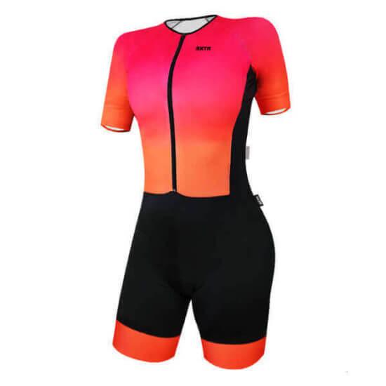 Macaquinho Ciclismo Feminino Solene