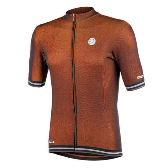 Camisa Ciclismo Adapt Laranja