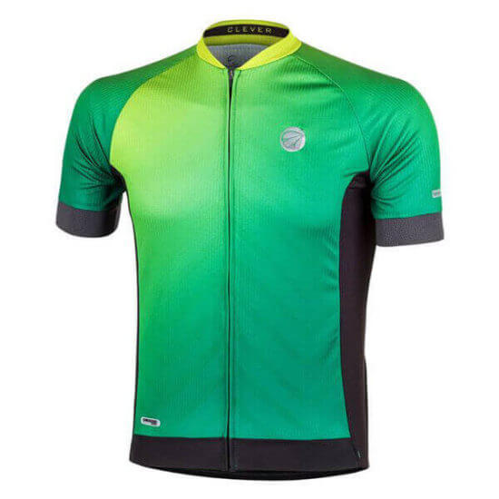 Camisa Ciclismo Masculina Clever