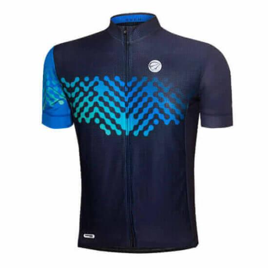 Camisa Ciclismo Masculina Evenblue