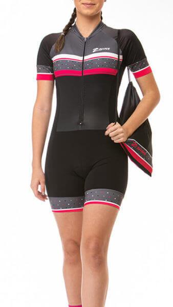 Macaquinho Ciclismo Feminino Nuance