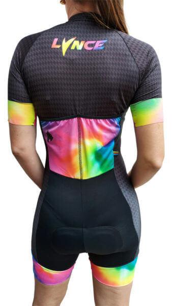 Macaquinho Ciclismo Lynce TieDye 2