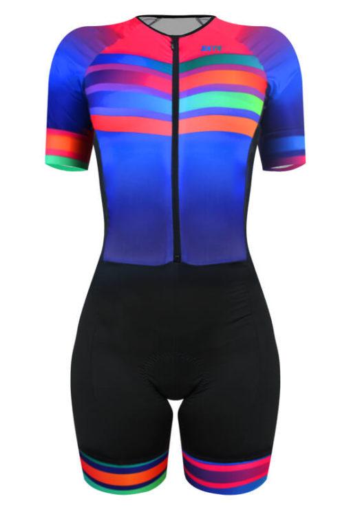 Macaquinho Ciclismo Rainbow 2