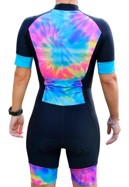 Macaquinho Ciclismo Tie Dye 2