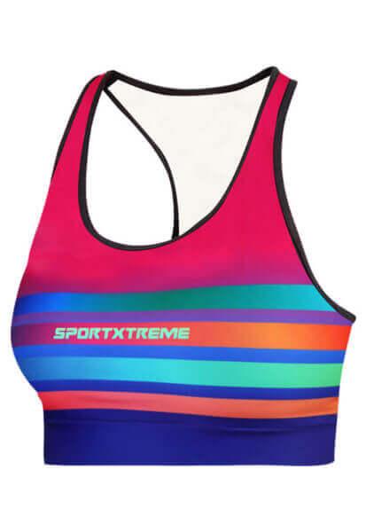 Top Esportivo Rainbow 2