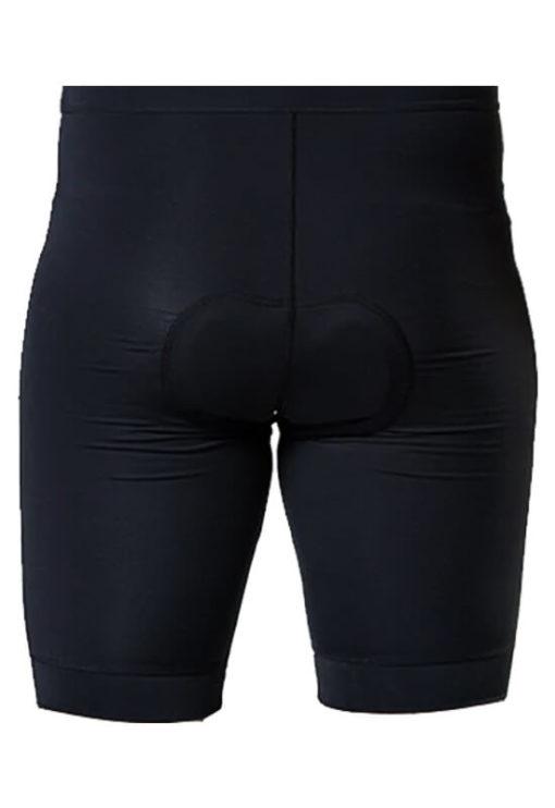 Bermuda Ciclismo Masculina Black 2