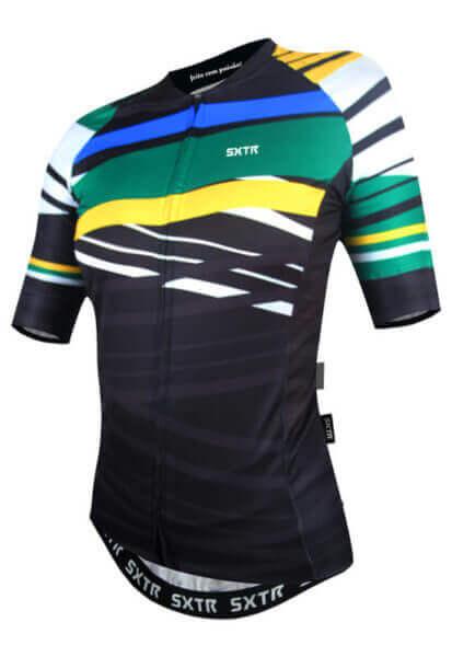 Camisa Ciclismo Feminina Olympics Brasil