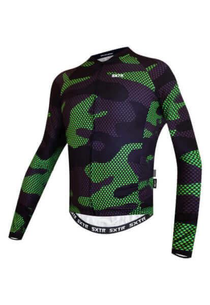 Camisa Cargo Verde