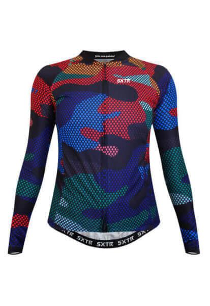 Camisa Ciclismo Feminina Cargo