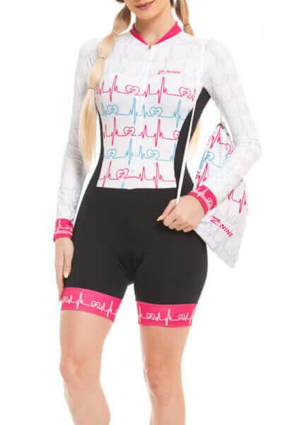 Macaquinho Ciclismo Heartbeat
