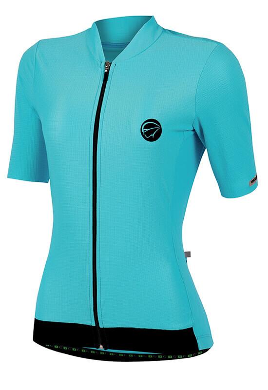 camisa-ciclismo-feminina-fiber-celeste
