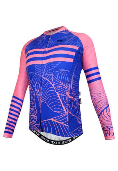 Camisa Ciclismo Feminina Serena
