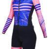 Macaquinho Feminino Ciclismo Serena
